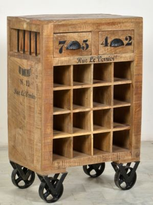 SIT Wein-Kommode RUSTIC 1937-04