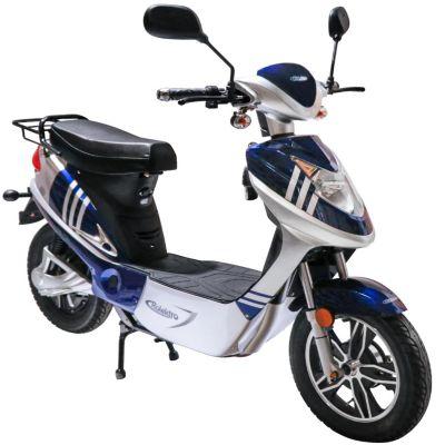 Rolektro eco-City 45 Blau/Silber