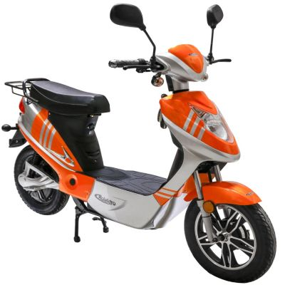 Rolektro eco-City 20 Orange/Silber