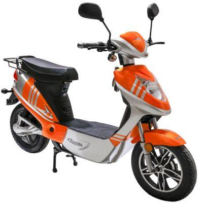 Rolektro eco-City 20 Orange/Silber