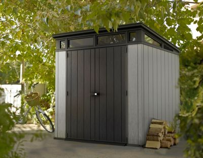 Keter Artisan 7x7 Gerätehaus | Garten > Gerätehäuser | Keter