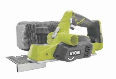 Ryobi R18PL-0 Solo 18 V Akku-Hobel ONE+   Baumarkt > Werkzeug > Hobel und Tacker   Ryobi
