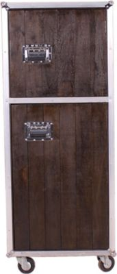SIT Barschrank DARK ROADIES 6523-30   Küche und Esszimmer > Bar-Möbel > Barschränke   Mango - Dunkelbraun   Mango   SIT Möbel