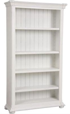 SIT Regal, ohne Kranz- u. Sockelleiste COUNTRY CORNER 7099-10 | Dekoration > Dekopflanzen > Kränze | Pinie - Weiß | Pinie - Mdf - Lackiert | SIT Möbel