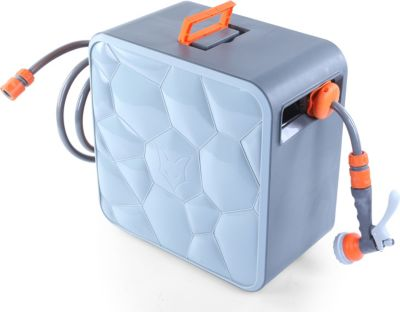 FUXTEC FX-CU20 Wasserschlauchaufroller Cube, 20...