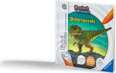 Ravensburger tiptoi® Pocket Wissen - Dinosaurier