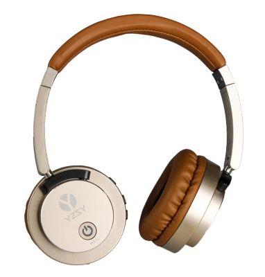 YZSY ANC Bluetooth Kopfhörer, braun