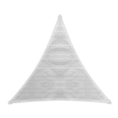 Windhager Dreieck-Sonnensegel Adria, weiß - 3,60 m | Garten > Sonnenschirme und Markisen > Sonnensegel | Windhager