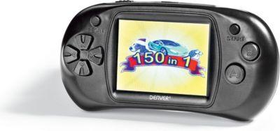 DENVER Spielekonsole GMP-240C MK2 - schwarz