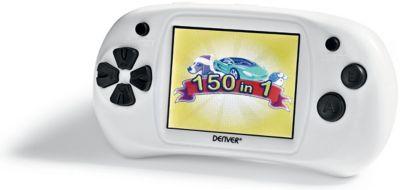 DENVER Spielekonsole GMP-240C MK2 - weiss
