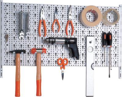 Element System Werkzeuglochwand-Set Organizer 1 | Baumarkt > Werkzeug > Werkzeug-Sets | Element System