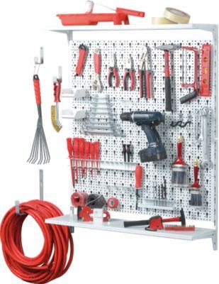 Element System Werkzeuglochwand-Set Organizer 3 | Baumarkt > Werkzeug > Werkzeug-Sets | Element System
