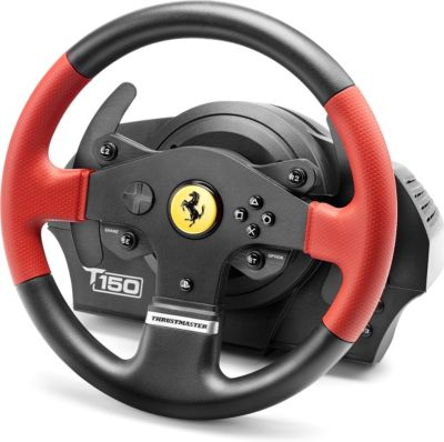 Thrustmaster T150 Force Feedback Ferrari Wheel ...