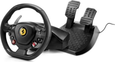 Thrustmaster T80 Racing Wheel Ferrari 488 GTB f...