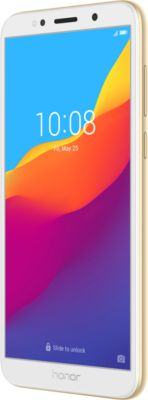 Honor 7S (gold)