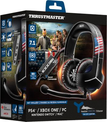 Thrustmaster Y-350CPX 7.1 Gaming Headset Multip...