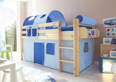 ticaa-hochbett-malte-kiefer-natur-hellblau-dunkelblau-