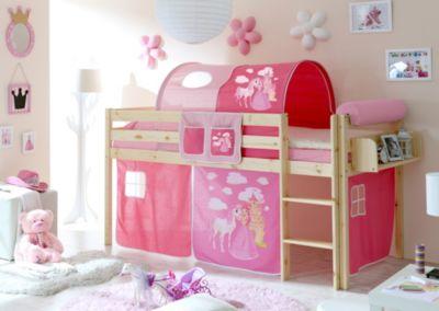 ticaa-hochbett-malte-kiefer-natur-horse-pink-