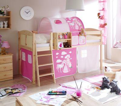 ticaa-hochbett-eric-country-kiefer-natur-horse-pink-