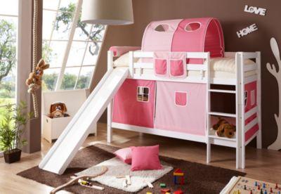 ticaa-etagenbett-mit-rutsche-lupo-buche-massiv-wei-rosa-pink-3-teilig-
