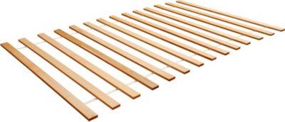 Ticaa Rollrost 140x200cm Buche | Schlafzimmer > Lattenroste > Rollroste | Buchenholz | TICAA