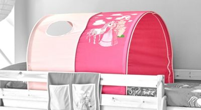 ticaa-tunnel-fur-hoch-und-etagenbetten-horse-pink-