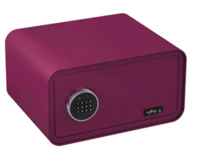 BASI Elektronik-Möbel-Tresor mySafe 430 Code, b...