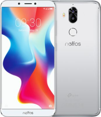 Neffos X9 (moonlight silver)