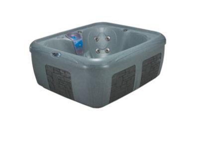 Interline Dream Maker Whirlpool EZ, Graystone/Grey Brick | Bad > Badewannen & Whirlpools > Whirlpools | Interline