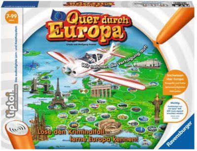 Ravensburger Quer durch Europa