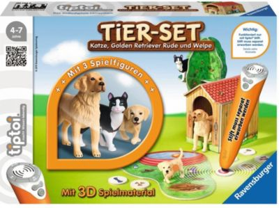 Ravensburger Tier-Set Golden Retriever