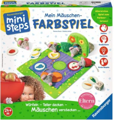 Ravensburger Mein Mäuschen-Farbspiel