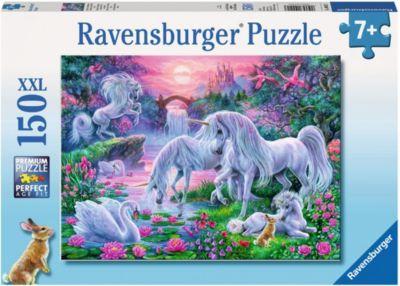 ravensburger-einhorner-im-abendrot