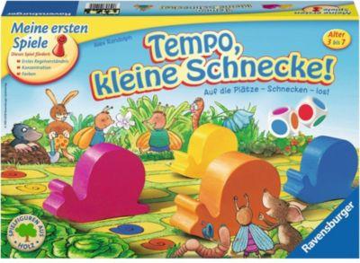 Ravensburger Tempo, kleine Schnecke!