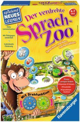 Ravensburger Der verdrehte Sprach-Zoo