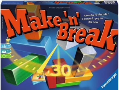 Ravensburger Make &#39n&#39 Break