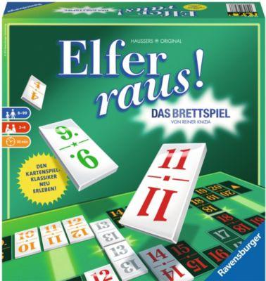 Ravensburger Elfer raus! Das Brettspiel