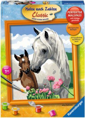 Ravensburger Stolze Pferdemutter bei Plus Online Shop
