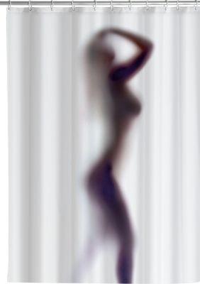 Anti-Schimmel Duschvorhang Silhouette 180 x 200...
