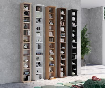 VCM Anbauprogramm ´´Bigol´´ | DVD / CD-Regal Rack Möbel | Wohnzimmer > TV-HiFi-Möbel > CD- & DVD-Regale | Nachbildung | VCM