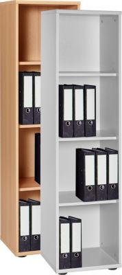 VCM Aktenregal Aktano 485 | Regal für Ordner, Bücher, Akten