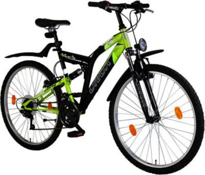 All-Terrain-Bike 66 cm (26 Zoll) / ATB MTB Mountainbike Fahrrad
