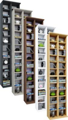 VCM Anbauprogramm ´´Almera´´ | DVD / CD-Regal Rack Möbel | Wohnzimmer > TV-HiFi-Möbel > CD- & DVD-Regale | Nachbildung | VCM