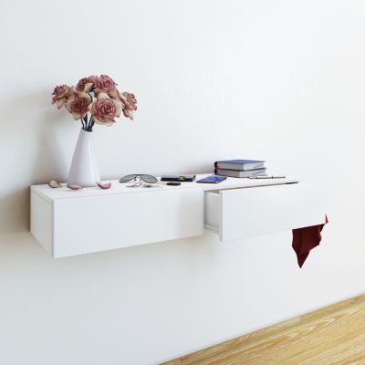 Wandschublade Blado-2 | Wandregal, Wandablage, Dielenmöbel