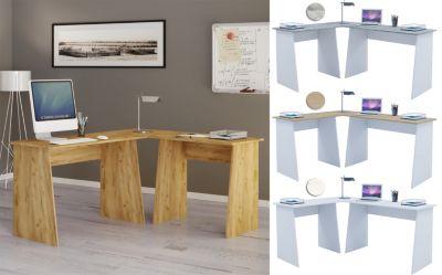 Eck-Schreibtisch ´´Masola´´ | Schreibtisch, Computertisch, Winkeltisch