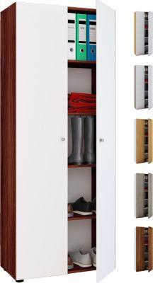 VCM Mehrzweckschrank Dielenschrank Büroschrank Aktenschrank Schuhschrank ´´Vandol´´ | Flur & Diele > Mehrzweckschränke | VCM