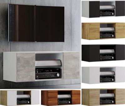 lowboard h ngend preisvergleich die besten angebote online kaufen. Black Bedroom Furniture Sets. Home Design Ideas