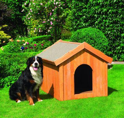 Hundehütte groß promadino
