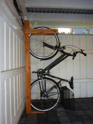 Fahrradhalterung für Bikeports