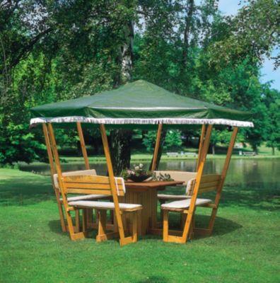 pavillon dach preisvergleich die besten angebote online kaufen. Black Bedroom Furniture Sets. Home Design Ideas